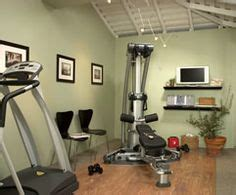 exercise room on exercise rooms home gyms and behr
