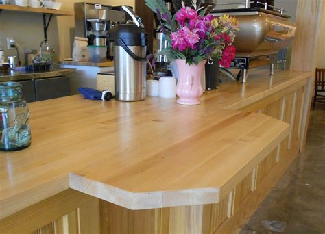 maple bar top butcher block