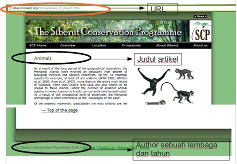 membuat footnote yang bersumber dari internet contoh daftar pustaka yogyakarta contoh waouw