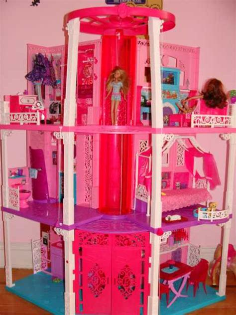 barbie dreamhouse the all new renovated 3 story barbie dream house 2013 is