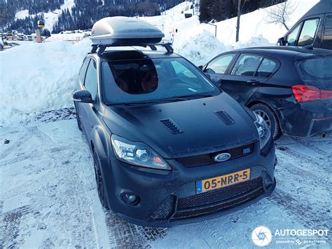 2019 Ford Focus Rs500 by Ford Focus Rs 500 27 Gennaio 2019 Autogespot