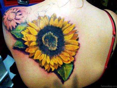 tribal sunflower tattoo design 85 pretty sunflower tattoos designs for back