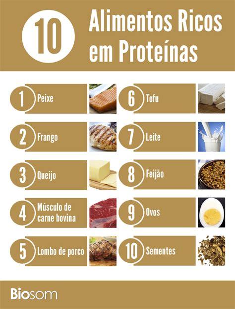 e proteina 10 alimentos ricos em prote 237 nas biosom biosom