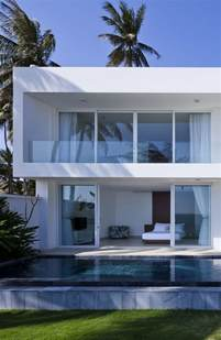 Modern Mansion Beach House Architecture by 25 Best Ideas About Modern Beach Houses On Pinterest