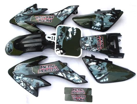 Buy Wholesale Honda Decal Kit - plastics new style decals stickers graphics kits