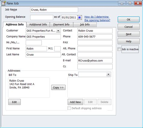 How To Generate Rent Roll Report In Quickbooks by How To Set Up Tenants In Quickbooks