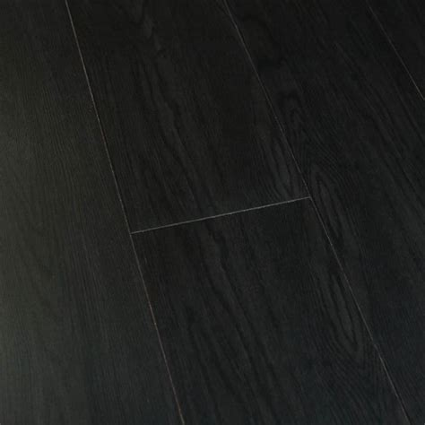 Black Laminate Wood Flooring Balento Quietwalk Denver Black Wood 10mm Laminate Flooring