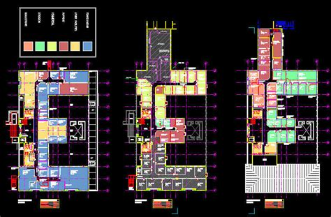 office layout plan dwg cad building template 1000sqm office floor layout 3