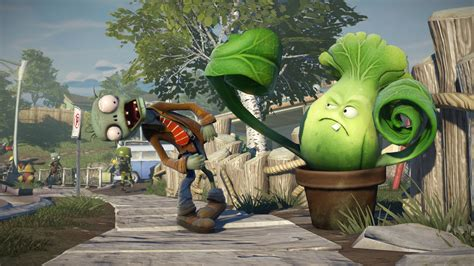 Is Plants Vs Zombies Garden Warfare by Plants Vs Zombies Garden Warfare Review Smashpad