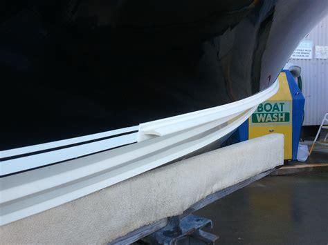 boat launch rails spray rails anyone the hull truth boating and