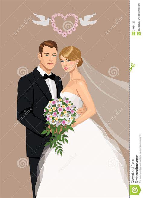 imagenes de novias terrorificas novia y novio fotos de archivo imagen 23934123