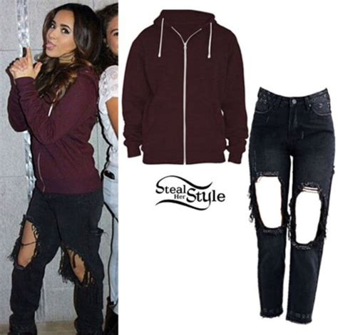 becky g black ripped sweater wheretoget