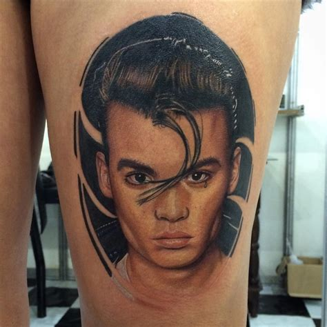tattoo quotes for dead family members 70 best portrait tattoos designs meanings realism of