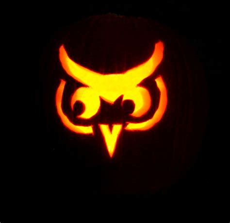 best photos of owl pumpkin carving patterns owl pumpkin