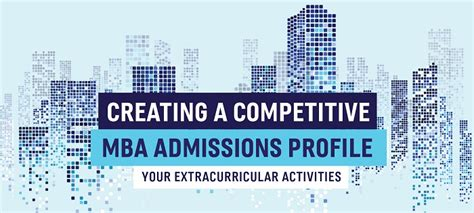 Mba Essay Extracurricular Activities by Mba Admissions Archives Accepted Admissions