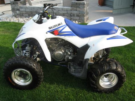 Suzuki Ltz 250 Parts by Suzuki Quadsport Z250 Motorcycles For Sale