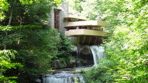 falling water falling for fallingwater the weekend roady