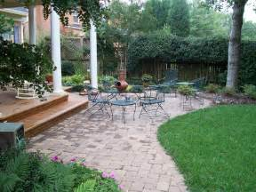 Paving Patio Ideas by Paver Patio Ideas With Useful Function In Stylish Designs