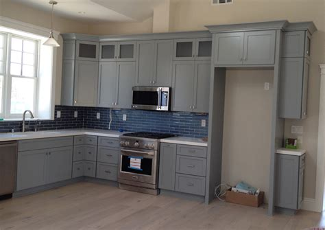 overlay kitchen cabinets los altos cabinet construction full overlay riff oak