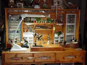 Hutch Desks Fly Tying Desk Photos Page 3