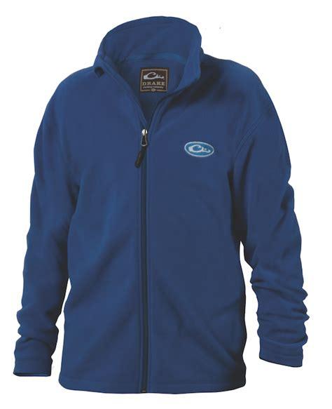 drake youth jacket youth c fleece full zip drake waterfowl