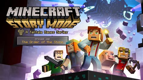 minecraft story mode minecraft story mode episode 1 the order of the