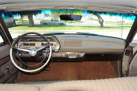Mopar Interior Paint by Project 1963 Dodge 440 2 Door Hardtop 318 Auto Mopar New