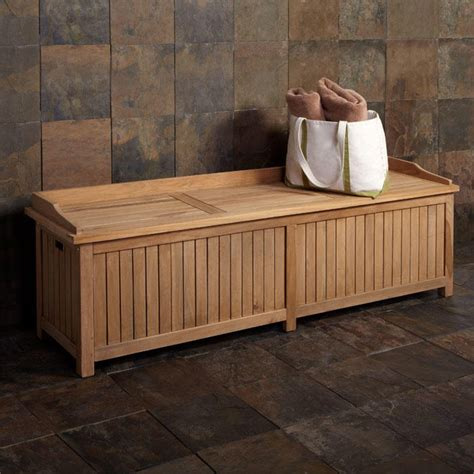 teak patio bench teak outdoor backless bench benches