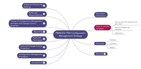 prince2 communication management strategy download template