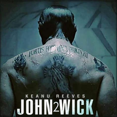 keanu reeves tattoo keanu reeves in wick keanu reeves