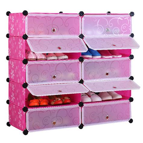 Low Shoe Storage Cabinet by House Shoe Cabinet Storage Ideas Low Price Plastic More