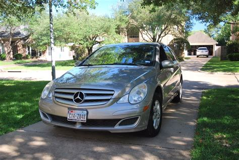 Mercedes R350 For Sale by 2007 Mercedes R350 German Cars For Sale