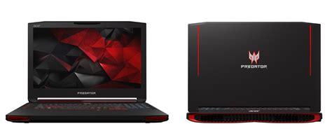 info teknologi laptop gaming acer predator 15 dan 17 info gadgets