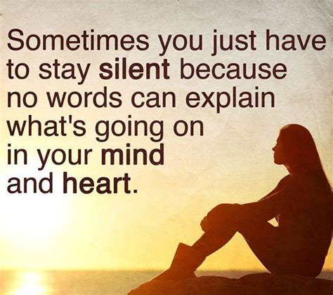interrupting silence god s command to speak out books sometimes you just to stay silent quotes quote