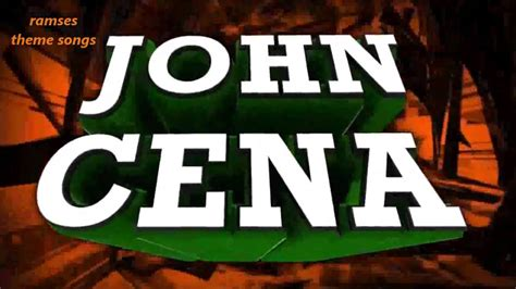 theme songs john cena wwe john cena new theme song 2016 youtube