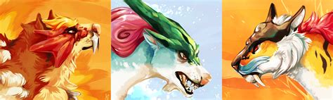 legendary dogs the legendary dogs by susiron on deviantart