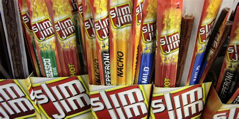 Gnawlers Stick Beef Flavour Isi 3 what s really in a slim jim huffpost