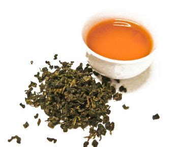 Teh Oolong teh oolong teh kaya antioksidan dengan proses pembuatan unik