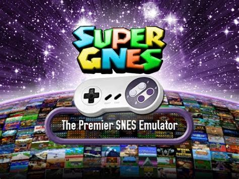 snes emulator apk supergnes tutorial