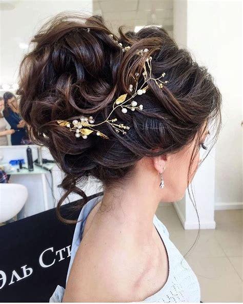 Bridal Wedding Updo Hairstyles For Medium Hair by Bridal Wedding Updo Hairstyles For Medium Hair