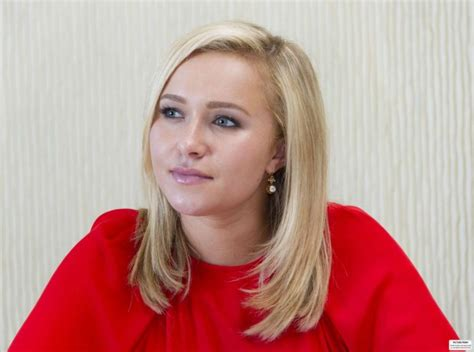 Dont Call Hayden Panettiere Lindsay Lohan by Hayden Panettiere In Dress Nashville La Photocall