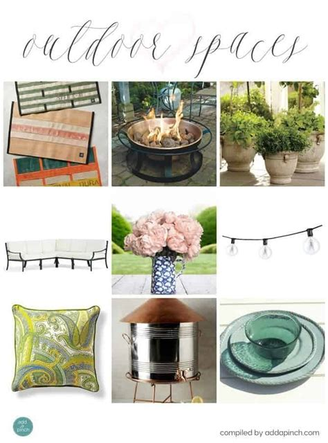 creating an outdoor living space outdoor living spaces add a pinch