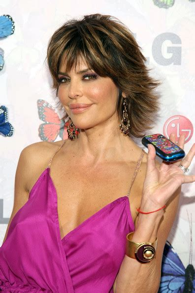 long version of lisa rinnas hairstyle lisa rina hairstyles photo of rinna with short picture