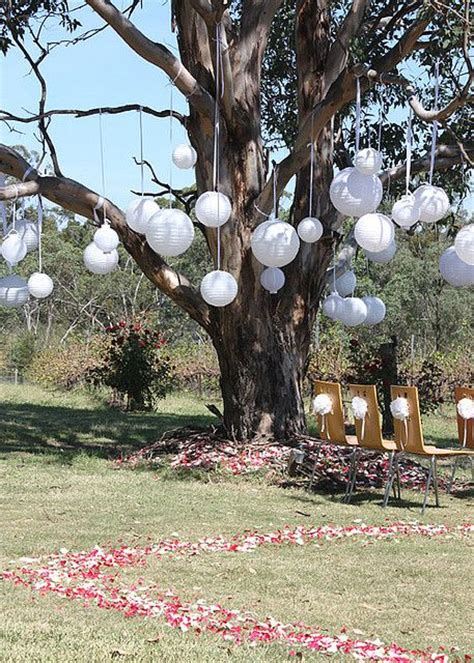 paper lanterns white paper lanterns and wedding on pinterest