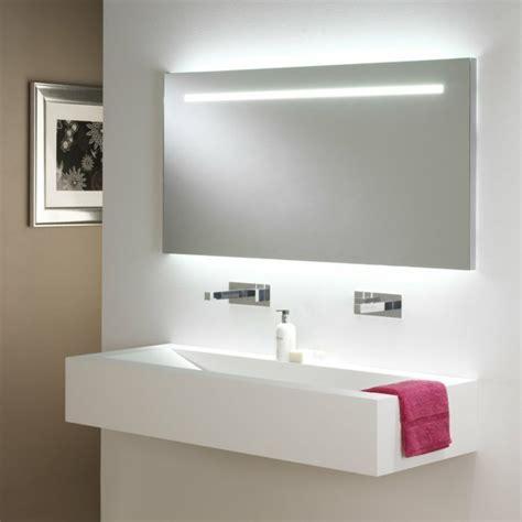 badezimmer vanity beleuchtung design ideen badspiegel mit beleuchtung praktisch und