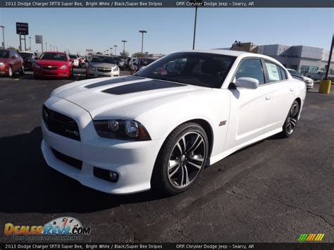 charger bee 2013 front 3 4 view of 2013 dodge charger srt8 bee photo