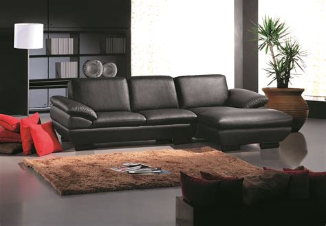 Real Leather Sectional Sofa by Modern Sectional Upholstered In Real Leather San Antonio