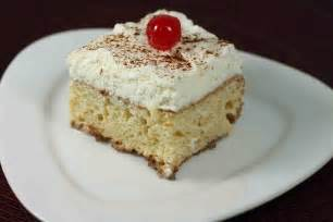 image gallery tres leches