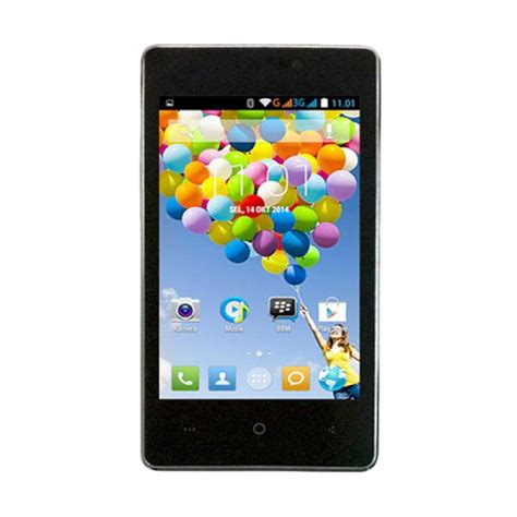 Evercoss Winner Z 8gb Hitam jual evercoss a74a winner t smartphone hitam 8gb 1gb