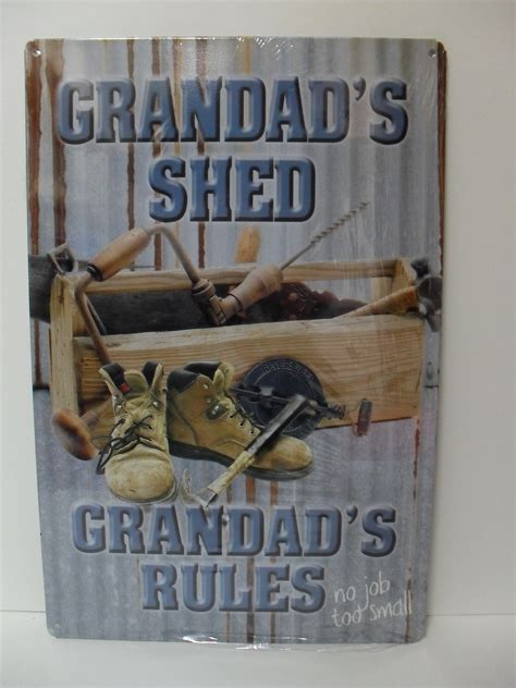 grandads shed miscellaneous other